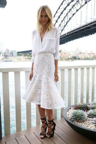 white shirt skirt-6