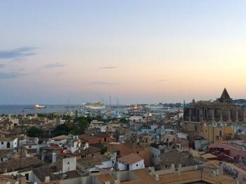Havnen i Palma.