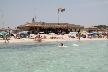 Favoritt stranda, Es Trenc