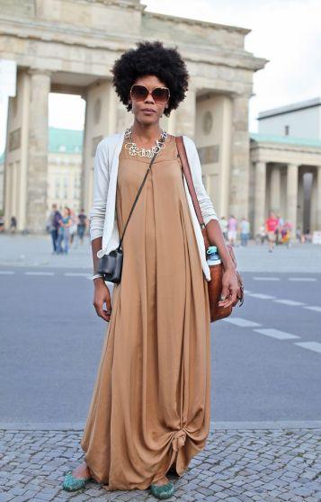 Maxi dress9